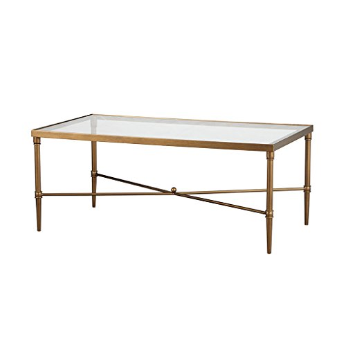 Bronze Coffee Table (Porter Rectangle Coffee Table Bronze See below)