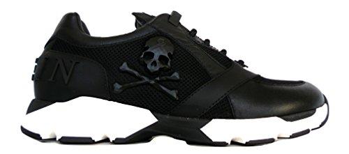 Philipp Plein Zapatillas Para Hombre Negro Negro