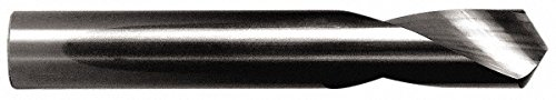 Made in USA - 1 Inch Body Diameter, 120¡ã; Point Angle, Solid Carbide, 4 Inch Overall Length, Spotting Drill 984641 by Made in USA