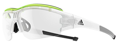 Adidas lunettes Evil Eye HALFRIM Pro SLIPAD07Large 1100Crystal Mat Glow Vario