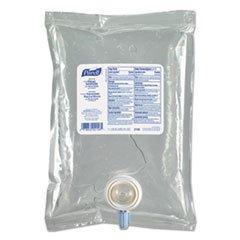GOJO Industries 2156-08 Advanced Instant Hand Sanitizer Nxt Refill, 1000ml, 8/carton