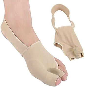 Corrector de juanetes, protectores ortopédicos para alivio de juanetes, separadores de dedos de los pies, separadores de dedos, pajaros, bola de pie cojines Splint, para el dolor de pies Hallux