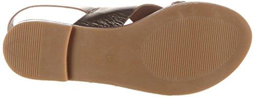 Inuovo 7261 - Tira de tobillo Mujer Beige (GOLD-BEIGE)