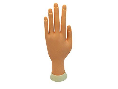 Beauticom Practice Flexible Manicure Mannequin