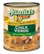 Juanitas Chile Verde, 29.5-Ounce (Juanitas Chile)