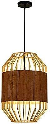 Xiao Yun ☞, Lámparas de Mimbre de bambú de la Jaula de ratán a ...