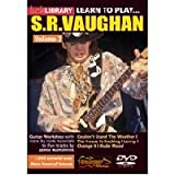 Lick Library Learn To Play Stevie Ray Vaughan Volume 2 - (2 DVD Set)