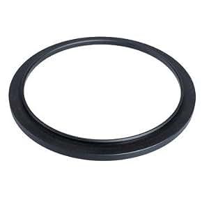 Anillo adaptador de objetivo 77 mm a filtro 82 mm ,filtro adaptador de anillo, metal anodizado Negro 77 mm, 82 mm, 77 - 82 mm