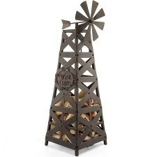 Epic Products Cork Cage Windmill, 17.5-Inch