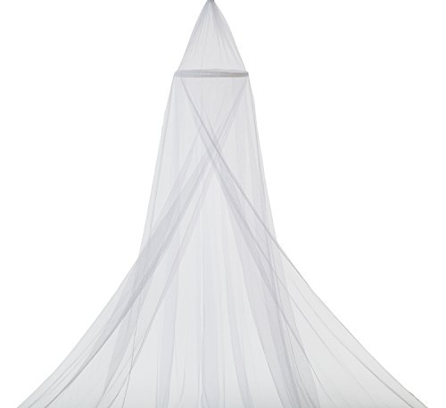 Delta Children Decorative Mesh Canopy, White by Delta Children