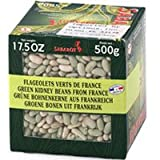 Green Kidney Beans (Flageolet) - Dried