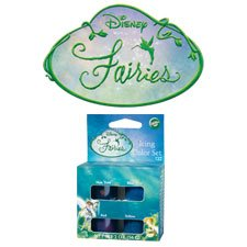 Tinkerbell Icing - Wilton Tinker Bell Icing Color Set