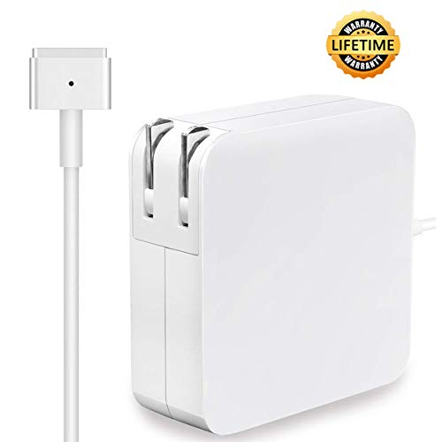 Macbook Air Charger,Replacement 45W Magsafe 2 Power Adapter T-Tip Magnetic Connector Charger for MacBook Air 11 inch and 13 inch by E-POWIND