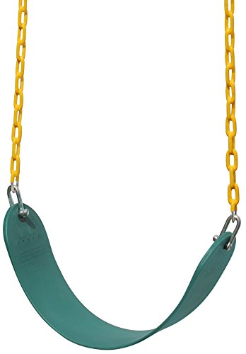 Jungle Gym Kingdom Swing Seat With 66 Inch Heavy Duty Chain