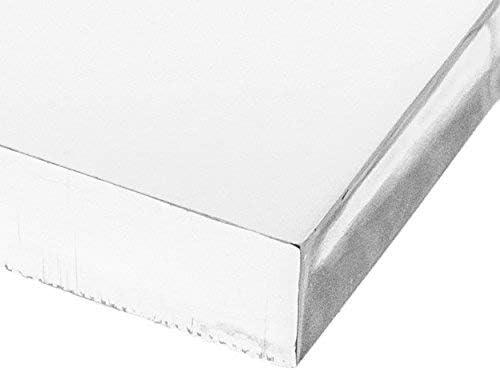 custom order polished and beveled edge 1.5 x 6 x 8