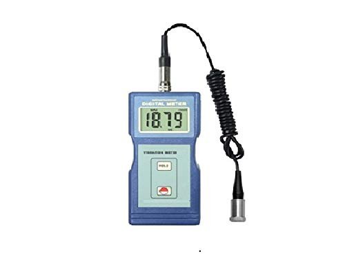 GAO-VIB-101 Vibration Meter with Individual Accelerometer,Piezoelectric Transducer Sensor,5% of Reading+2 Digits Accuracy,Bearing Condition Monitoring Function