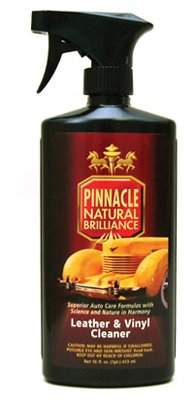 Pinnacle Leather & Vinyl Cleaner 16oz