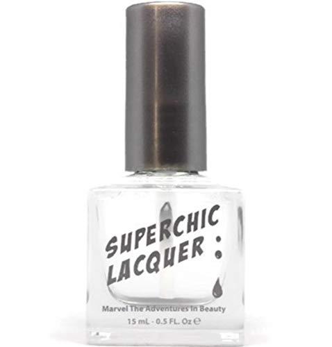Marvel Liquid Macro Top Coat Nail Polish
