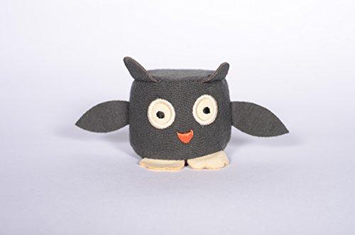 Yogibo Squeezibo Squeezable Squishy Stress Ball (Owl) (Balls Squeezable)