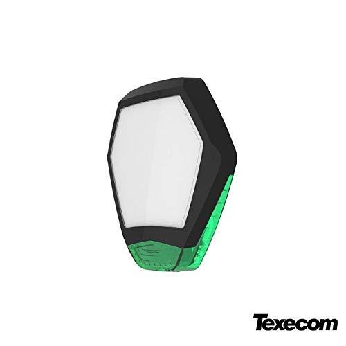 Texecom Odyssey X3 – Cover (Black/Green) (WDB-0007)