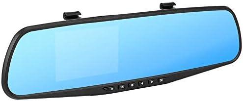 Okuguy 2.8Inch 1080P HD車DVRのバックミラーカメラドライビングビデオレコーダー