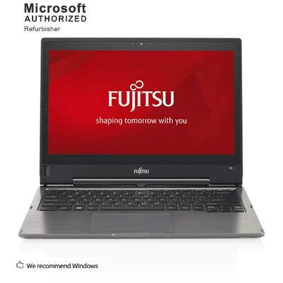 Fujitsu LifeBook T904 13.3 Inch Laptop , Intel Core i5 4200U up to 2.6GHz, 8G DDR3L, 1T SSD, WiFi, HDMI, USB 3.0, Windows 10 64 Bit-Multi-Language, English / Spanish / French(CI5)(Renewed)