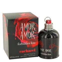 Amor Amor Mandarin Perfume (Amor Amor Forbidden Kiss by Cacharel - Eau De Toilette Spray 3.4 oz Amor Amor Forbidden Kiss by Cac)