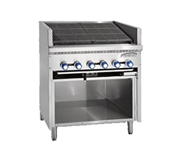 Amazon.com: Imperial IABSF-30 Steakhouse Charbroiler ...