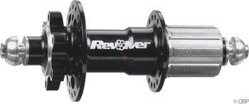 DMR Revolver disc rear hub, 10mm-BO/32h black ()