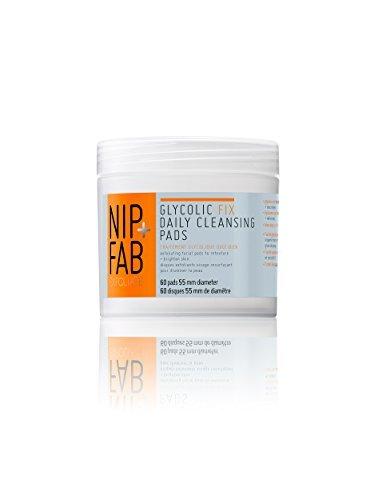 NIP+FAB Glycolic Fix Cleansing Pads 80 ml by Nip+Fab NIP+FAB LTD