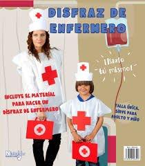 Niefenver 1500106 - Disfraz Bolsa Plástico Enfermera ...
