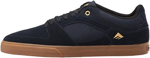 Skate zapato hombres Emerica la Hsu Low Vulc Skate zapatos Navy/Gum