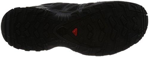 Salomon XA Pro 3D GTX W, Scarpe da Trail Running Donna Nero (Black/Black/Mineral Grey)