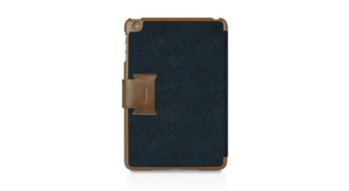 - Macally Ultra Slim Protective Case and Stand with Strap (BStandMiniBL)