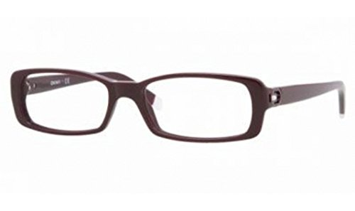 Donna Karan Frame (Donna Karan DY4610B Eyeglasses-3510 Eggplant-51mm)