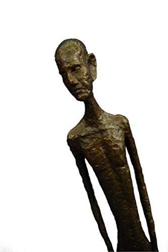 Spectacular Extra Large Walking Man Abstract Bronze for sale  Delivered anywhere in Canada