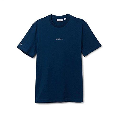 LACOSTE SHIRT BLUE TH1910-DNB