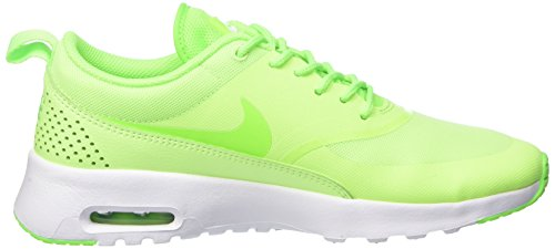 Thea Max elctrc ghost Nike Air white Verde Baskets Green Green Femme SpwqOUqx