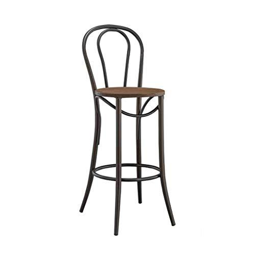 Amazon.com: Taburetes de bar estilo industrial silla de ...