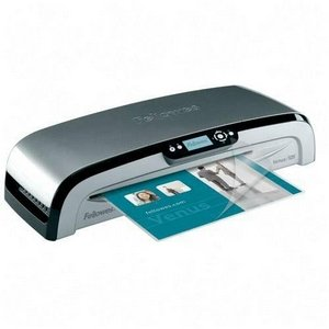 Fellowes Inc. Designed For Professional Applications The Fellowes Venus 125 Laminator Accommo from Fellowes
