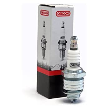 Oregon 77-313-1 Spark Plug Replaces Bosch W9ECO Champion J17LM NGK B4LM