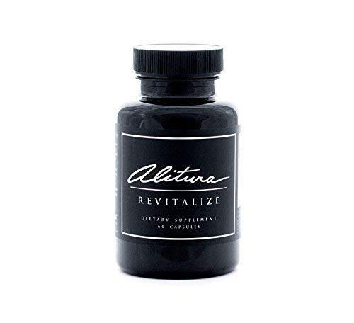 Adaptogenic Herbal Supplement by Alitura Naturals - The First All Natural Organic Dietary Supplement To Reduce Stress and Burn Belly Fat - Will Make You Feel Great, Work Harder, and Look Amazing