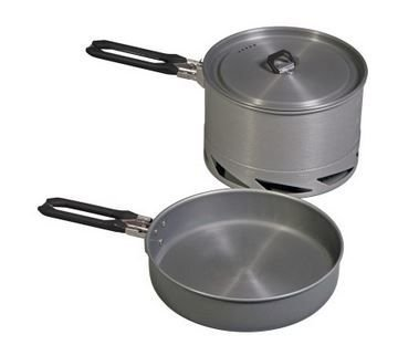 Camp Chef Mountain Series Stryker Pot & Pan - Set Chef Pot Camp