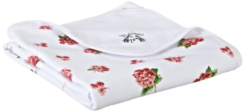 Margery Ellen Baby-Girls Newborn Printed Receiving Blanket
