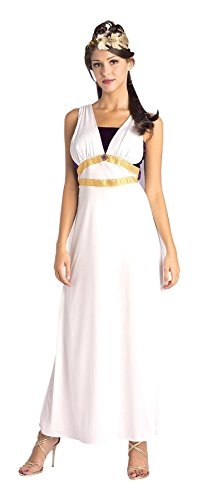 Egyptian Roman Greek Costumes (Rubie's Costume Co. Women's Roman Maiden Costume, As Shown, Standard)
