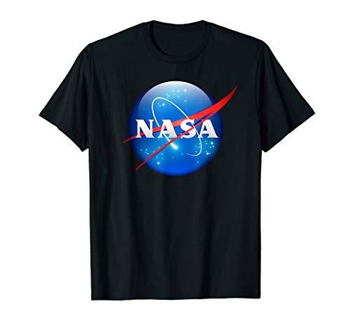 (Nasa shirt Officially Licensed Nasa Logo T shirt gift ideas )