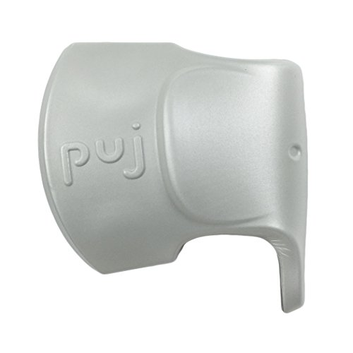 Puj Snug - Ultra Soft Spout Cover (Grey) by Puj (Image #3)