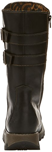 London Women's Black Rug Suli Boots Fly fxwS1qS