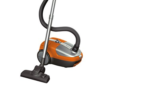 Hotpoint Trolley Easy Parquet, 1800 Watt, Orange
