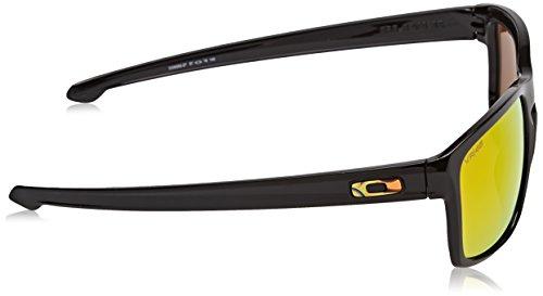 de Oakley Black sol Polished Hombre Gafas 57 Black 926227 Polished OOqU1v